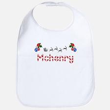 Mchenry, Christmas Bib