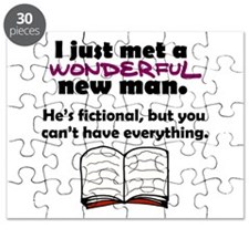 'Fictional Man' Puzzle