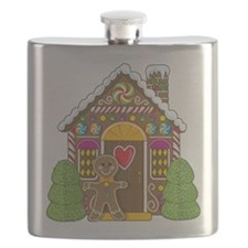 gingerbread house.png Flask