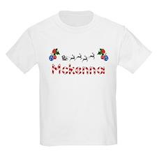 Mckenna, Christmas T-Shirt