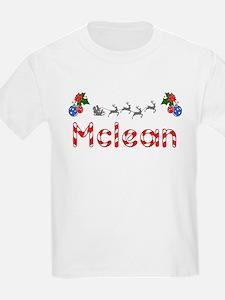 Mclean, Christmas T-Shirt