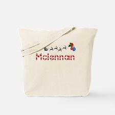 Mclennan, Christmas Tote Bag