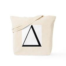 Greek Letter Delta Tote Bag