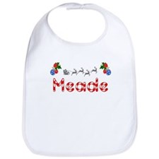 Meade, Christmas Bib