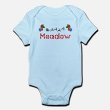 Meadow, Christmas Infant Bodysuit
