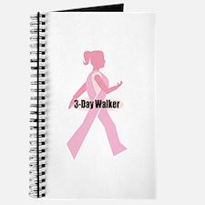 3-Day Walker Journal