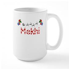 Mekhi, Christmas Mug