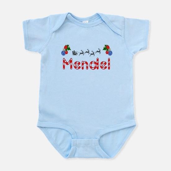 Mendel, Christmas Infant Bodysuit
