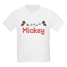 Mickey, Christmas T-Shirt
