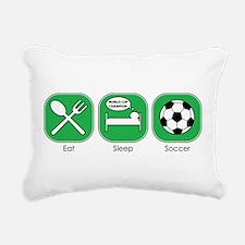 eat_sleep_soccer.jpg Rectangular Canvas Pillow