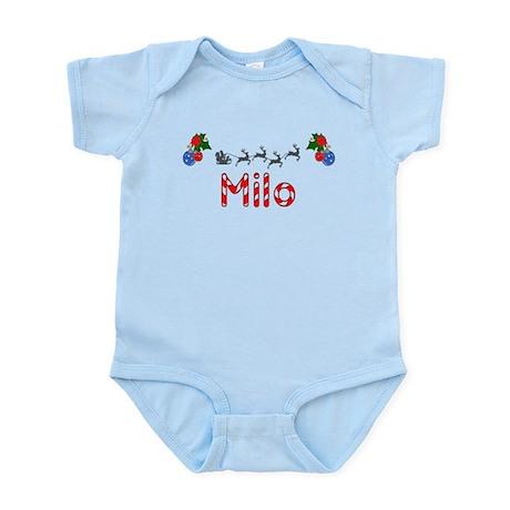 Milo, Christmas Infant Bodysuit
