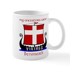 Danish Viking Ancestors Small Mugs