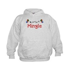 Mingle, Christmas Hoodie