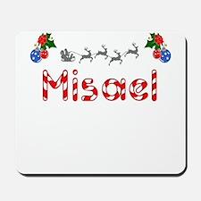 Misael, Christmas Mousepad