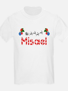 Misael, Christmas T-Shirt