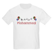 Mohammed, Christmas T-Shirt