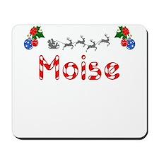 Moise, Christmas Mousepad