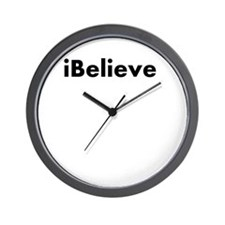 iBelieve Wall Clock
