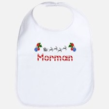 Morman, Christmas Bib