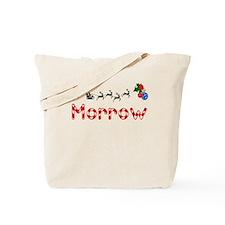 Morrow, Christmas Tote Bag