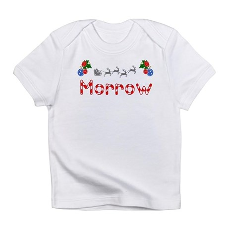 Morrow, Christmas Infant T-Shirt