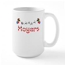 Moyers, Christmas Mug