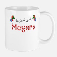 Moyers, Christmas Mug