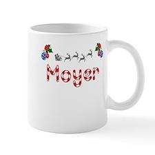 Moyer, Christmas Mug