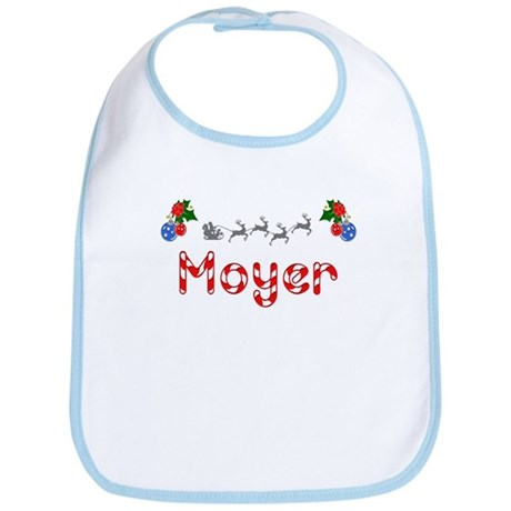 Moyer, Christmas Bib