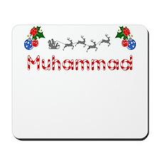 Muhammad, Christmas Mousepad