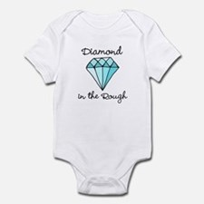 'Diamond in the Rough' Infant Bodysuit