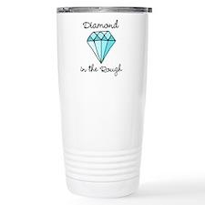 'Diamond in the Rough' Travel Mug