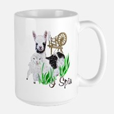 I Spin Mug