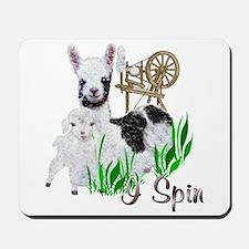 I Spin Mousepad