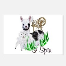 I Spin Postcards (Package of 8)