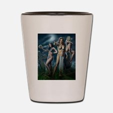 Brides of Dracul Shot Glass