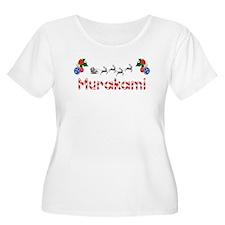 Murakami, Christmas T-Shirt