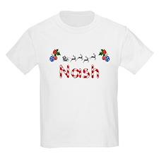 Nash, Christmas T-Shirt