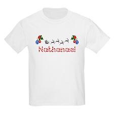 Nathanael, Christmas T-Shirt