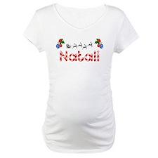 Natali, Christmas Shirt