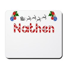 Nathen, Christmas Mousepad