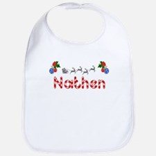 Nathen, Christmas Bib