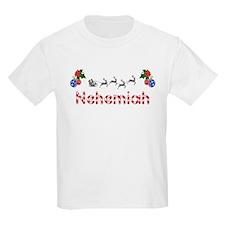 Nehemiah, Christmas T-Shirt