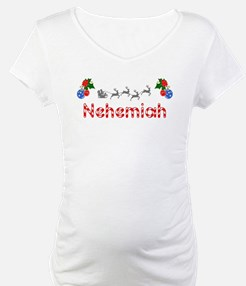 Nehemiah, Christmas Shirt