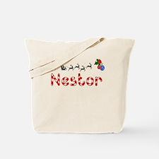 Nestor, Christmas Tote Bag
