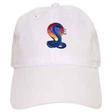 Year Of The Snake and Sun Baseball Cap