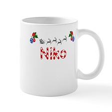 Niko, Christmas Mug