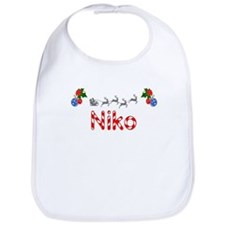 Niko, Christmas Bib