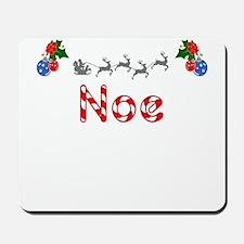 Noe, Christmas Mousepad