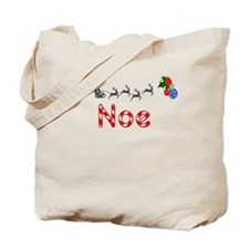 Noe, Christmas Tote Bag